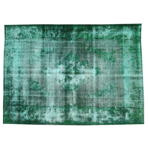 miinu industrial pure carpet, emerald