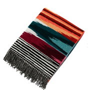 "missoni oberon 100 51"" x 75"" throw"