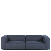 prostoria cloud two-piece sofa