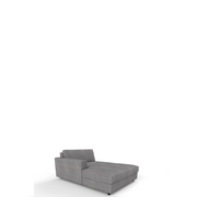 prostoria classic chaise longue, left facing