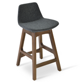 cite pr wood counter stool