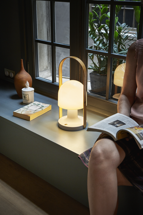 marset FollowMe Plus portable lamp