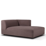 prostoria match chaise longue, right facing