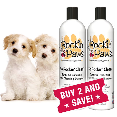 So Rockin' Clean <br />Shampoo 2-Pack