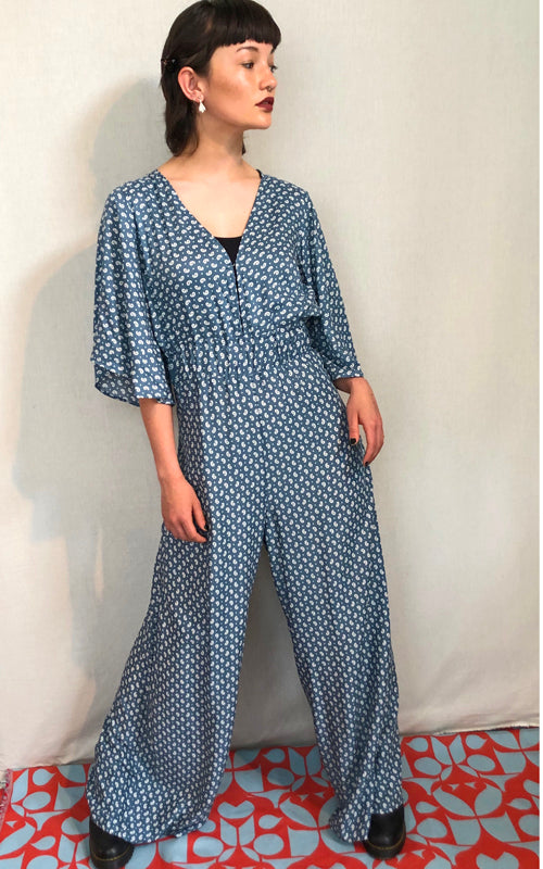 Anna Jumpsuit in Comma