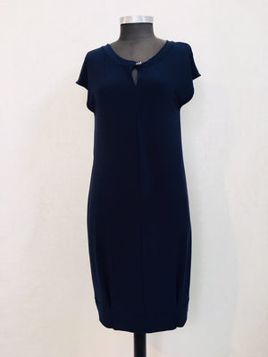 80's Tunic in Navy