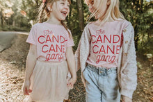 Load image into Gallery viewer, the CANDY CANE gang • kids tee