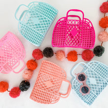 Load image into Gallery viewer, Retro Basket by Sun Jellies • small