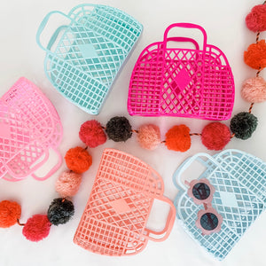 Retro Basket by Sun Jellies • small