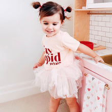 Load image into Gallery viewer, TINY CUPID xoxo • kids tee SALE ITEM