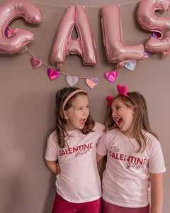the GALENTINE gang • kids tee • SALE ITEM