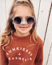 Load image into Gallery viewer, SUNKISSED + SEASHELLS• kids pullover