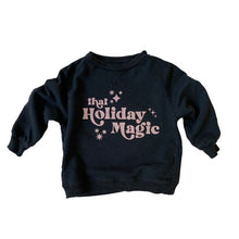 Load image into Gallery viewer, that Holiday Magic kids pullover