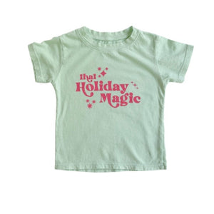 THAT HOLIDAY MAGIC kids tee SALE
