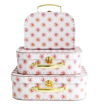 Load image into Gallery viewer, CARRY CASE SET 3PCS /  FLORAL MEDALLION by Alimrose