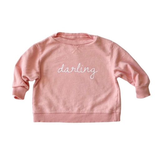darling• kids pullover