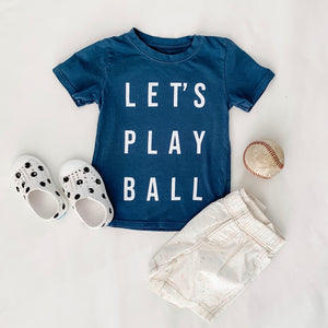 LET'S PLAY BALL • SALE ITEM