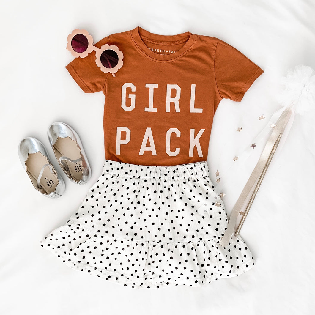 GIRL PACK tee child