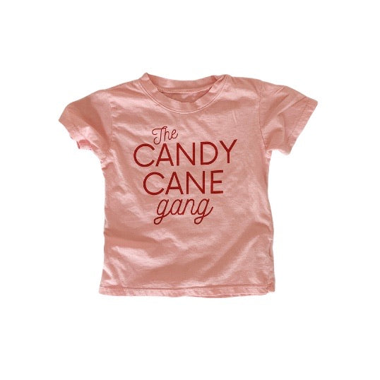 the CANDY CANE gang • kids tee