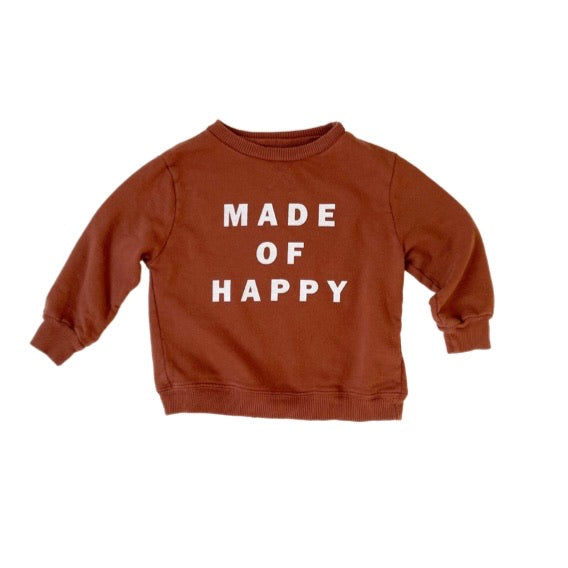 MADE OF HAPPY• kids pullover