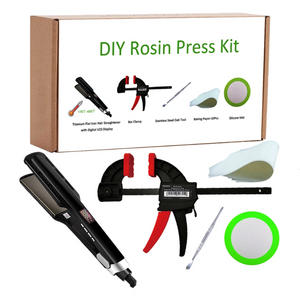 ECO Farm DIY Kit Presssa Rosin Press per Uso Domestico