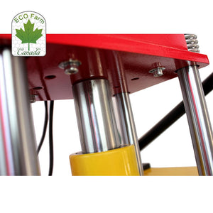 ECO Farm 15 Ton Power Rosin Heat Press Macchina