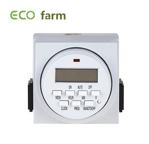 Eco Farm Dual Outlet Timer Digitale