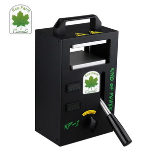 ECO FARM 4 TON POWER ROSIN HEAT PRESS MACCHINA KP1-Spedizione gratuita