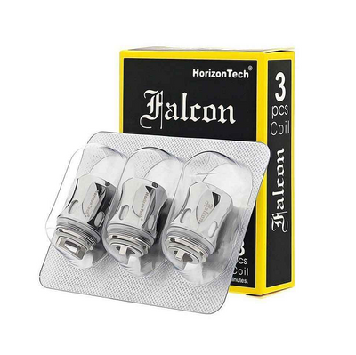 Horizon Falcon Replacement Coils Pack Of 3 - Vapourette