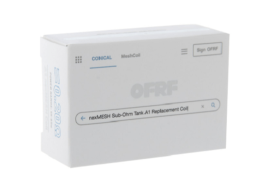 Ofrf Nexmesh 0.2ohm Pack of 2 - Vapourette