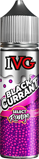 BLACKCURRANT - Vapourette