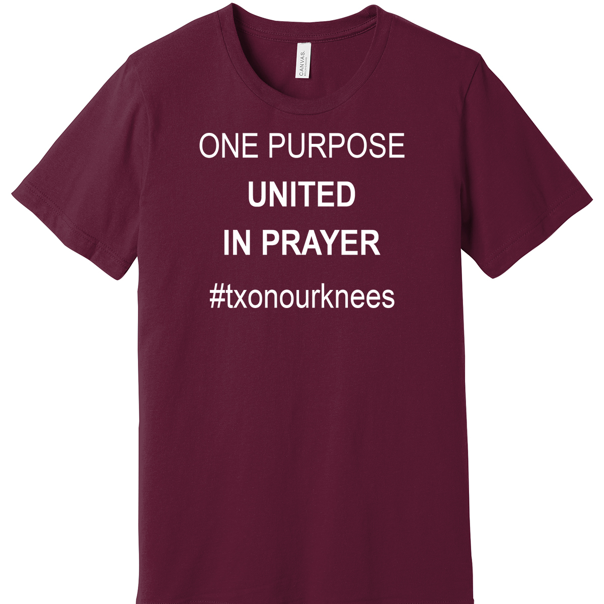 One Purpose United in Prayer
