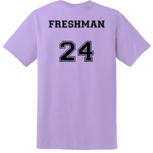 Load image into Gallery viewer, FRESHMAN Student's Cheer Shirt (Front & Back)