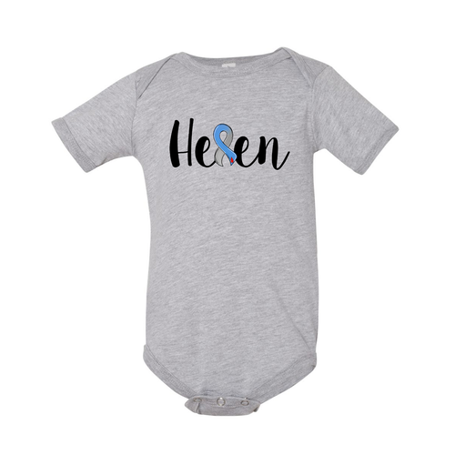 Team Helen Benefit Infant / Toddler (Front & Back)