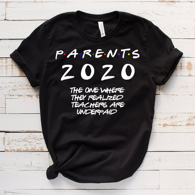 Parents 2020 Shirt