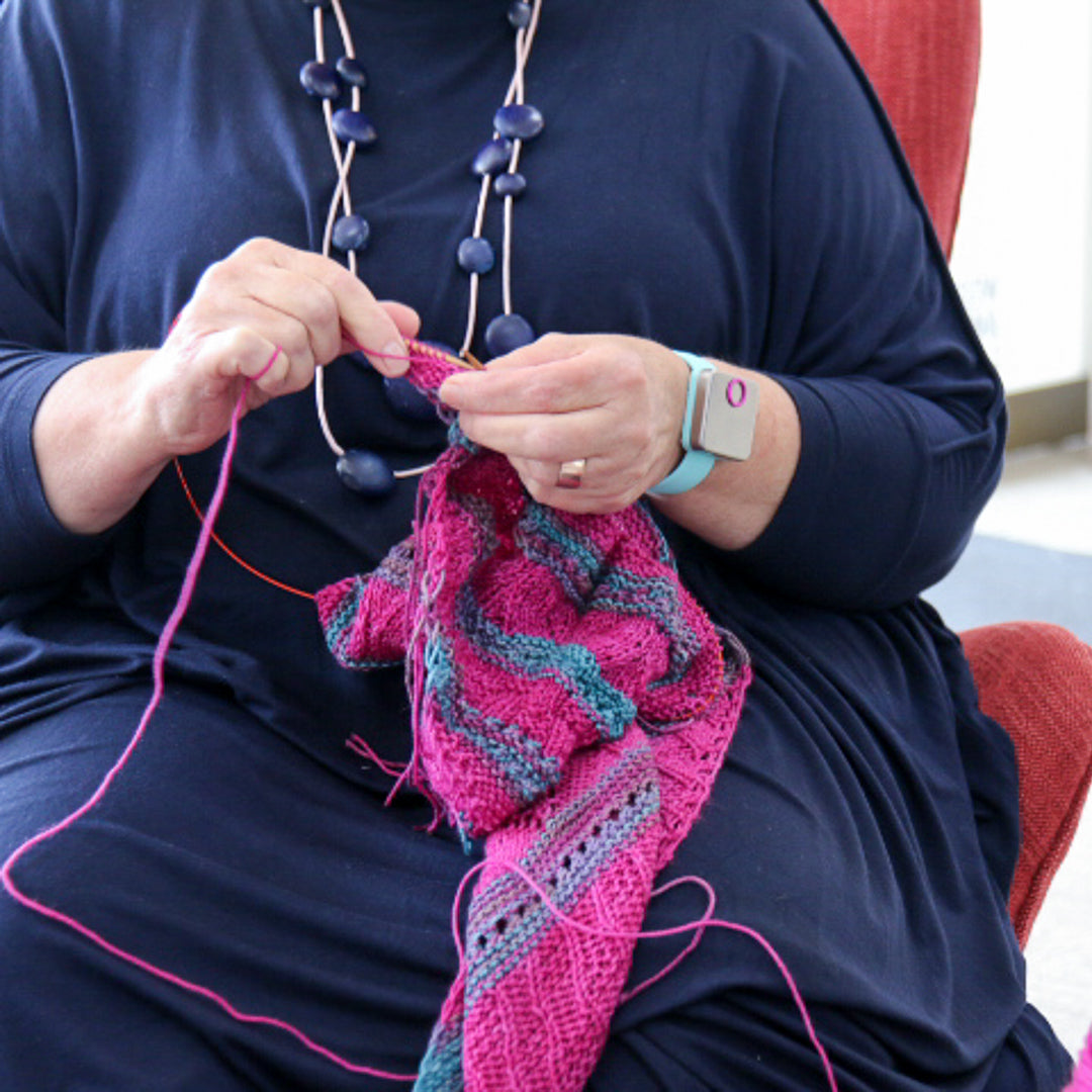 Knit & Crochet with Support - Days