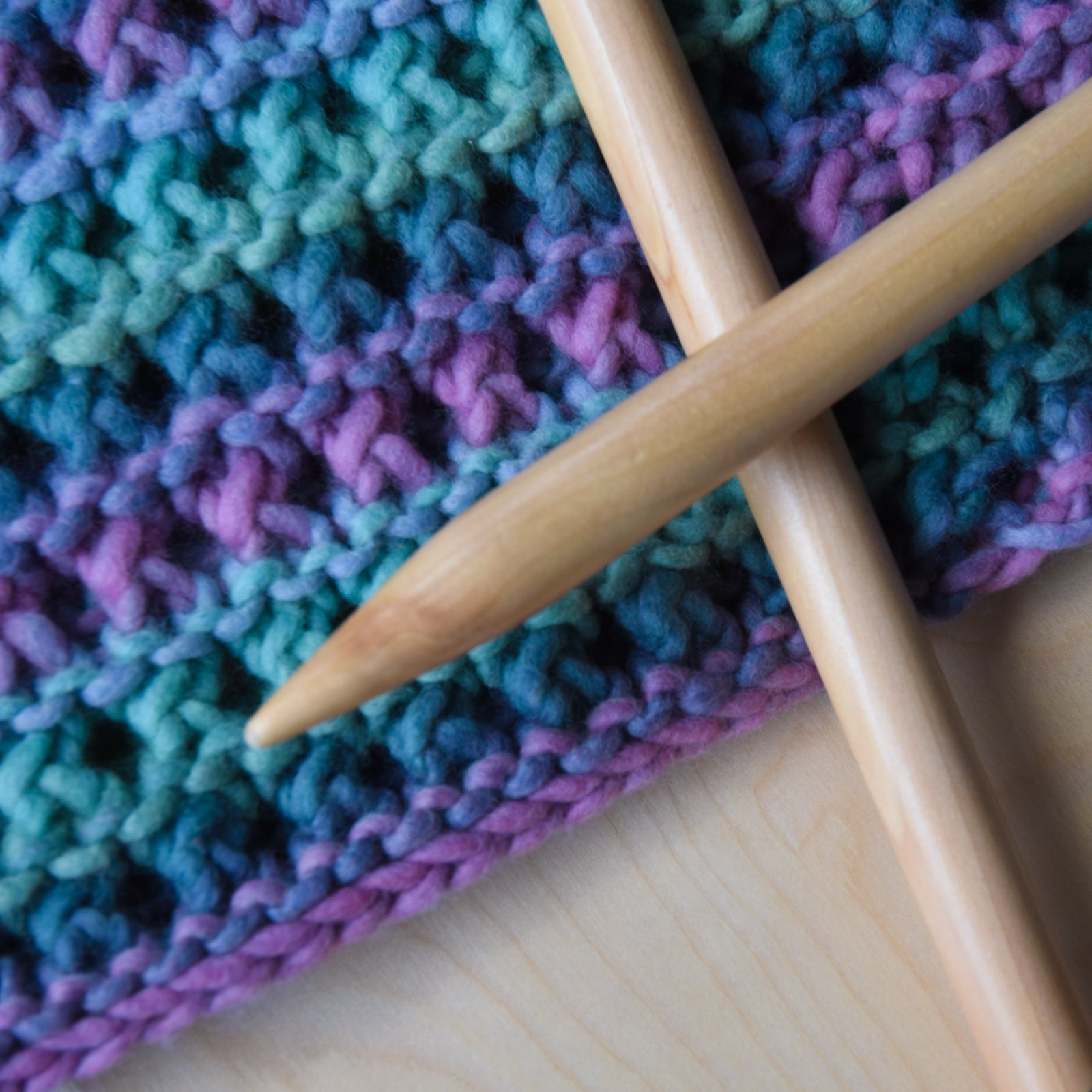 Knitting for Need - Cowls for Kids