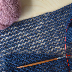Knitting for Need - Shawl