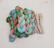Load image into Gallery viewer, Lucky Charms Sock Kit - READY TO SHIP - Pumpkins and Wools