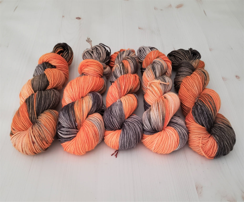 Pumpkins and Wools SALE Trick-or-Treat 12.50