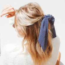 Load image into Gallery viewer, HAIR TIE SCARF SCRUNCHIE