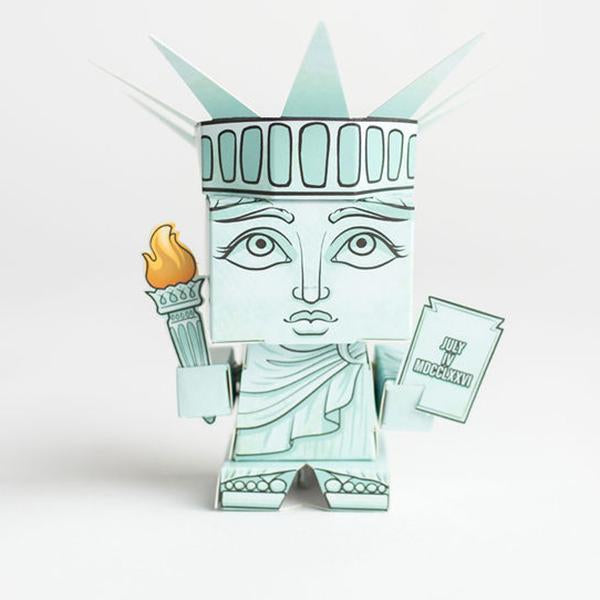 Statue of Liberty - Cubles