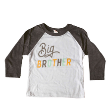 Load image into Gallery viewer, Big Brother Raglan Tee