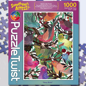 BUSY BIRDS from Puzzle Twist