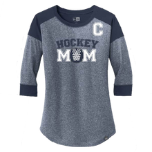 Load image into Gallery viewer, Captain Mom - 3/4 Sleeve Tee