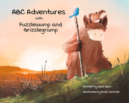 ABC Adventures Book