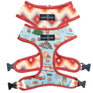 The Road Trippin Reversible Harness