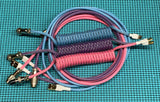 AK - Coiled Cables - Alpherior Keys