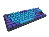 Hotswap TKL Mechanical Keyboard - Amethyst V1 - Alpherior Keys