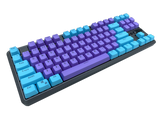 Hotswap TKL Mechanical Keyboard - Amethyst V2 - Alpherior Keys